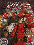 Deadpool - Kills the Marvel Universe 1-4 Collector's Pack
