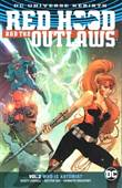 DC Universe Rebirth / Red Hood and the Outlaws - Rebirth DC 2 Who is Artemis?