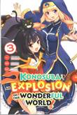 KonoSuba: An Explosion on This Wonderful World! 3 Volume 3