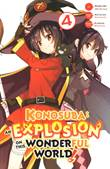KonoSuba: An Explosion on This Wonderful World! 4 Volume 4