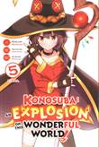 KonoSuba: An Explosion on This Wonderful World! 5 Volume 5