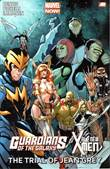 Guardians of the Galaxy/All-New X-Men The trial of Jean Grey