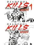 Deadpool - Kills the Marvel Universe 3+4 Deadpool Kills the Marvel Universe AGAIN (Killer edities)
