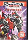 Transformers Cybertron - Robots in disguise
