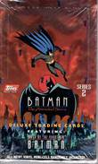 BATMAN THE ANIMATED SERIES 2 36CT SEALED BOX
