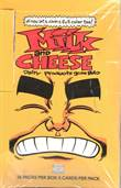 Milk and Cheese - Dairy Products gone bad - box