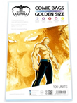 Comic Golden Size bags - resealable (Ultimate Guard) (100st)