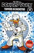 Donald Duck - Thema Pocket 17 Toppers in Duckstad