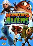 Monsters vs Aliens (Jungle reeks) 1 Monsters vs Aliens