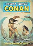 Savage Sword of Conan the Barbarian, The 8 Also - The Hyborian age part IV