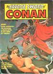 Savage Sword of Conan the Barbarian, The 98 Black Seers of Yimsha