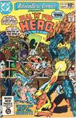 "Adventure Comics 485 Dial ""H"" for Hero"