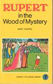 Rupert little bear library 7 Rupert in the Wood of Mystery