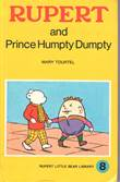 Rupert little bear library 8 Rupert and Prince Humpty Dumpty