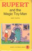 Rupert little bear library 1 Rupert and the Magic Toy Man
