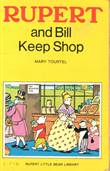 Rupert little bear library 14 Rupert and Bill Keep Shop