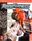 Transformers - diversen Prima's official strategy guide