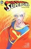 Supergirl 1 The girl of Steel