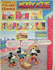 Mickey Mouse Weekly Figaro Frankie