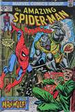 Amazing Spider-Man, the - Marvel 124 The mark of the man-wolf