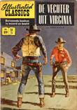 Illustrated Classics 89 De vechter uit Virginia