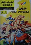 Illustrated Classics 45 Onder twee vlaggen