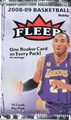 NBA Basketball 2008-09 Hobby - 7 packs