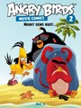 Angry Birds - Movie comics 2 - Nooit eens rust, Softcover (Ballon)