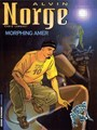 Alvin Norge 2 - Morphing Amer, Softcover, Eerste druk (2001) (Lombard)