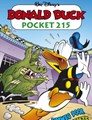 Donald Duck - Pocket 3e reeks 215 - Omweg door de ruimte, Softcover (Sanoma)