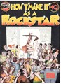 Musical Express  - How t'make it as a rockstar, Softcover