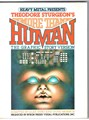 Heavy Metal presents  - More than Human, Softcover (Byron Preiss)