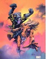 Richard Corben - collectie  - Jeremy Brood - A Graphic Album for Adults, Softcover (Fantagor Press)