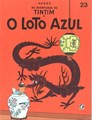 Kuifje - Anderstalig/Dialect   - O Loto Azul, Softcover (Editora Record)