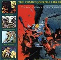 Comics Journal, The  - Library - Classic Comics Illustrators, Softcover (Fantagraphics books)