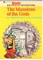 Asterix - Engelstalig  - The mansions of the Gods, Softcover, Eerste druk (1973) (knight)