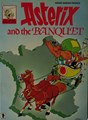 Asterix - Anderstalig/Dialect  - Asterix and the banquet, Softcover (Knight books)