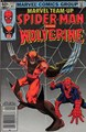 Marvel team-up 117 - Spider-man and Wolverine, Softcover (Marvel)