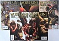 Wolverine - Origins  - The deep end - deel 1-5 compleet, Softcover (Marvel)