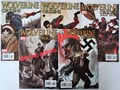Wolverine - Origins  - Our War 1-5 compleet, Softcover (Marvel)