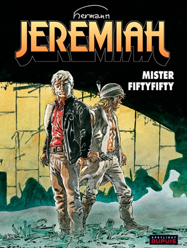 Jeremiah 30 - Mister fiftyfifty
