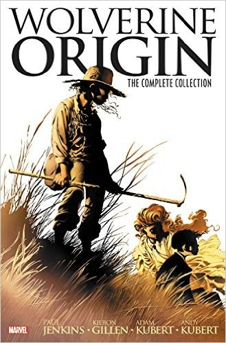 Wolverine - TPB  - Origin - the complete collection