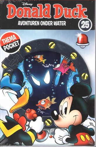Donald Duck - Thema Pocket 25 - Avonturen onder water