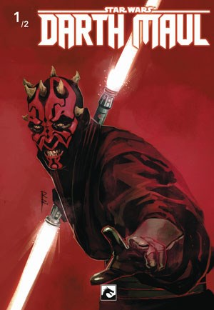 Star Wars - Miniseries 14 / Star Wars - Darth Maul 1 - Niet zonder strijd 1