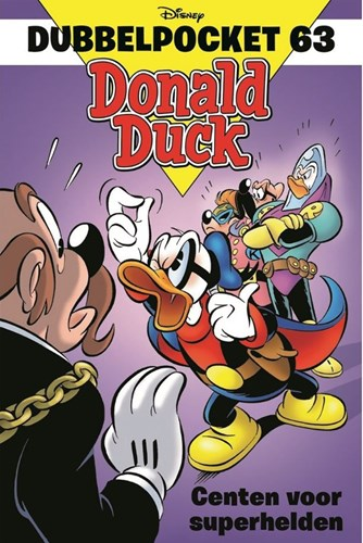 Donald Duck - Dubbelpocket 63 - Centen voor superhelden