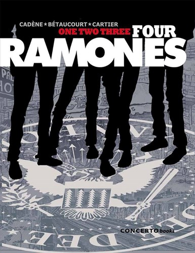 Ramones  - One two three four Ramones