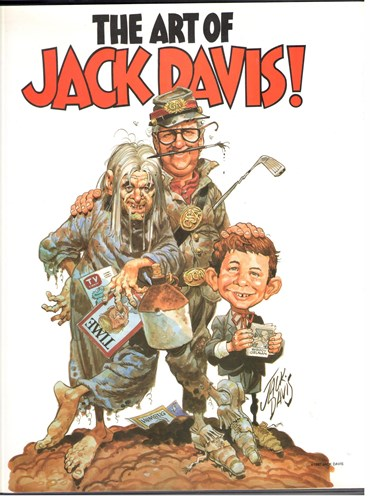 Mad Art Books  - The art of Jack Davis