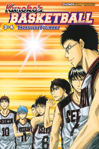 Kuroko's Basketball (2-in-1 Edition) 2 - Vol 3+4