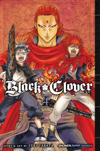 Black Clover 4 - Volume 4