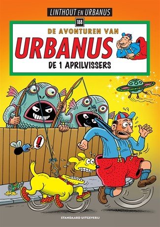 Urbanus 188 - De 1 april vissers
